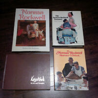 Norman Rockwell and Keirstead Books