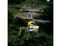 Perfect for Aerial Photography T40C Large 3 Channel RC Helicopter Remote control HD camera Video