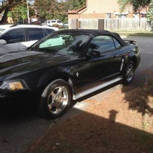 mustang convertable cert e tested trade for harley or ?