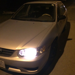 $900 Toyota daily used moveing