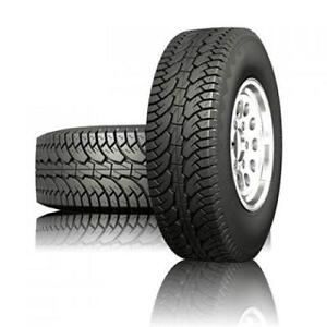 Buy 2 or 4 New SUV/LT tires from $100 each tire tax included