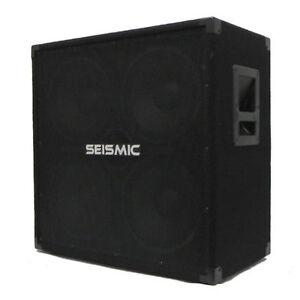 Seismic Audio 410 Speaker Cabinet