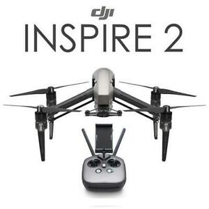 NEW DJI INSPIRE 2 FILMMAKERS DRONE CP.BX.000166 243767999 IMAGE PROFESSIONAL 5.2K
