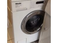 Miele fully working washing machine can deliver and install with warranty