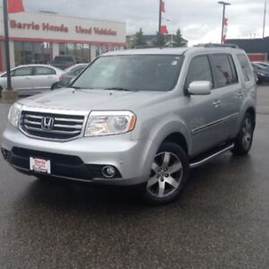 2013 Honda Pilot Touring LEATHER,SUNROOF,BLUETOOTH,BACKUP CAMERA