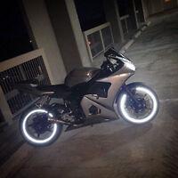 Reflective Motorcycle Rim Tape yamaha kawasaki suzuki hyosung