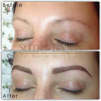 Eyelash Extension and 3D Eyebrows Design !!