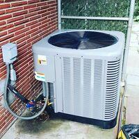 WE SPECIALIZE IN HVAC CONVERSIONS! - Peterborough Area