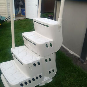 Echelle pour piscine / Pool ladder