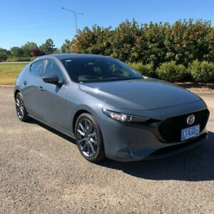 2019 Mazda 3 BP2H7A G20 SKYACTIV-Drive Evolve Grey 6 Speed Sports Automatic Hatchback Garbutt Townsville City Preview