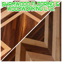 Experienced Hardwood Installation & Finish Carpentry !!