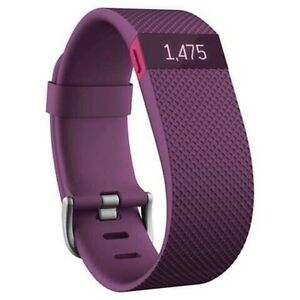 Large Fitbit Charge HR.                140.00