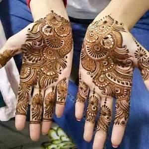 Threading ,Henna,waxing,meni pedi and facials Regina Regina Area image 4