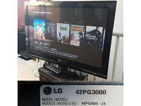 LG 42PG3000 42 INCH PLASMA TV