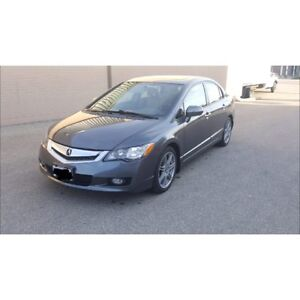 2009 ACURA CSX/ NO ACCIDENTS/PREMIUM/ LOW KMS/NEW TIRES & BRAKES