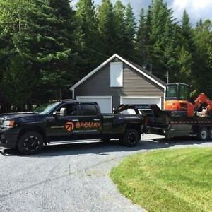 Bromax Excavating and Landscaping