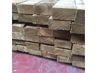 🌟 Timber (4 x 2) 100 x 47mm @ 3.6m Pressure Treated