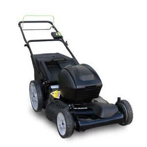 Solaris Lawn Mower without batteries