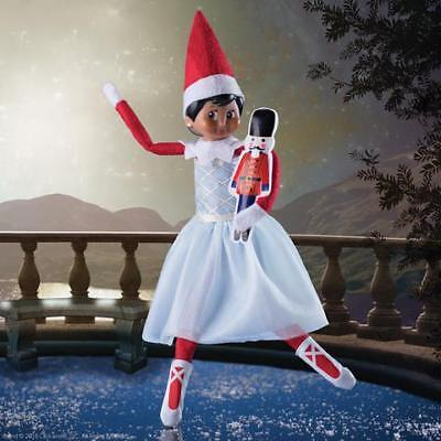 NEW 2018 Elf On The Shelf Claus Couture Snowy Sugar Plum Fairy Outfit - Elf On Shelf Outfits