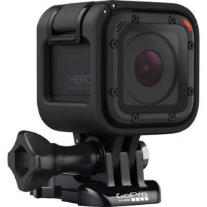 GOPRO HERO SESSION AND GOPRO SELFIE STICK PACKAGE
