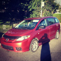 2006 Mazda 5 compact minivan (REDUCED)