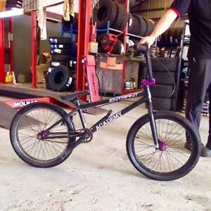2015 ACADEMY FREESTYLE BMX Woolgoolga Coffs Harbour Area Preview