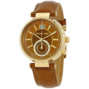 Michael Kors Ladies Sawyer Watch
