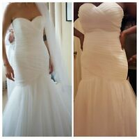 2 models needed for a bridal wear shoot THIS SATURDAY- unpaid