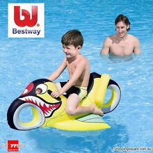 Jet Cycle Kids Inflatable Ride On Pool Toy 50%off now Morley Bayswater Area Preview