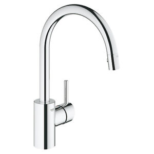 Kitchen Faucet Grohe Concetto Single-Handle 32665001 BNIB