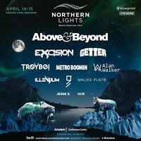 Northern Lights Music Festival Two Day Ticket