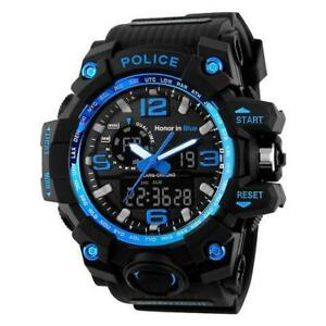 Great looking Police, Fire, Ems and Corrections Watches for sale