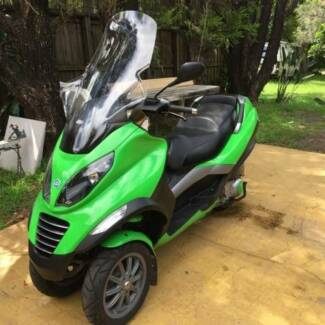 Piaggio mp3 Scooter 2007 250cc