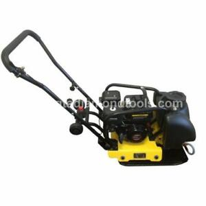 "Plate Compactor/Tamper plate,Soil Dirt Gravel, Jumping Jack 17""X22""- 190lb  Brand new (one year Warranty)"