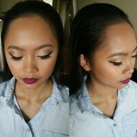 Go Glam! - Makeup & Hair Styling Services
