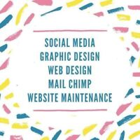 Graphic Design Services and Social Media Marketing