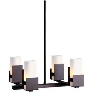 Luminaire incluant 4 ampoules