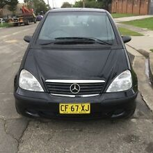 2002 Mercedes Benz A160 6 Months Rego Auburn Auburn Area Preview