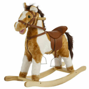 2 Rocking Horses In Good Condition