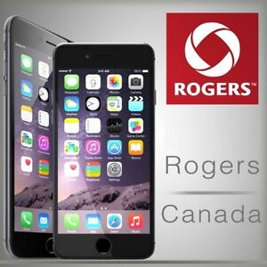 SPECIAL SERVICE UNLOCK IPHONE ROGERS/FIDO = 50$