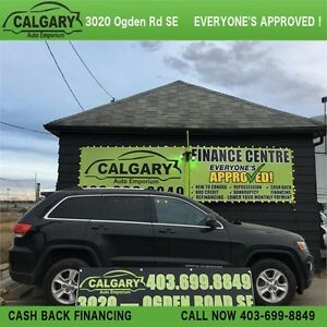 *MINT CONDITION* 2014 JEEP GRAND CHEROKEE LAREDO 129KM
