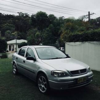 Holden Astra City 2000 Manual