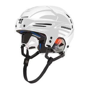 Casque Warrior Krown PX3 neuf blanc new hockey helmet