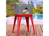 Ice Bucket/Beverage Stand