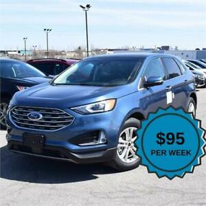 2019 Ford Edge SEL|Co-Pilot 360|Winter PKG|ACTIVE X SEATING