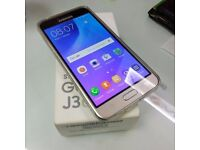 j3(6) 3G DUAL SIM COMES WITH SAMSUNG WARRENTY IN 3 COLOURS WHITE, BLACK AND GOLD