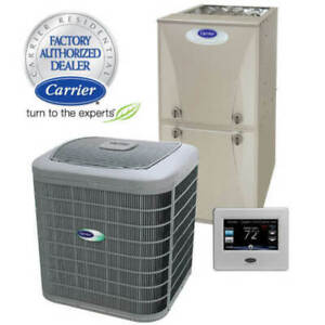 Air Conditioners, Furnace, Humidifier, CARRIER & AMANA