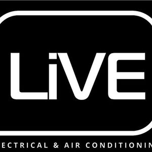 Live Electrical And Air Conditioning - Electrican & AC Sunshine Coast Buddina Maroochydore Area Preview