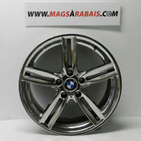 "4 mags 18"" chrome bmw usagé"