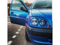 Citroën saxo morrette headlights, vtr alloys, lexus lights